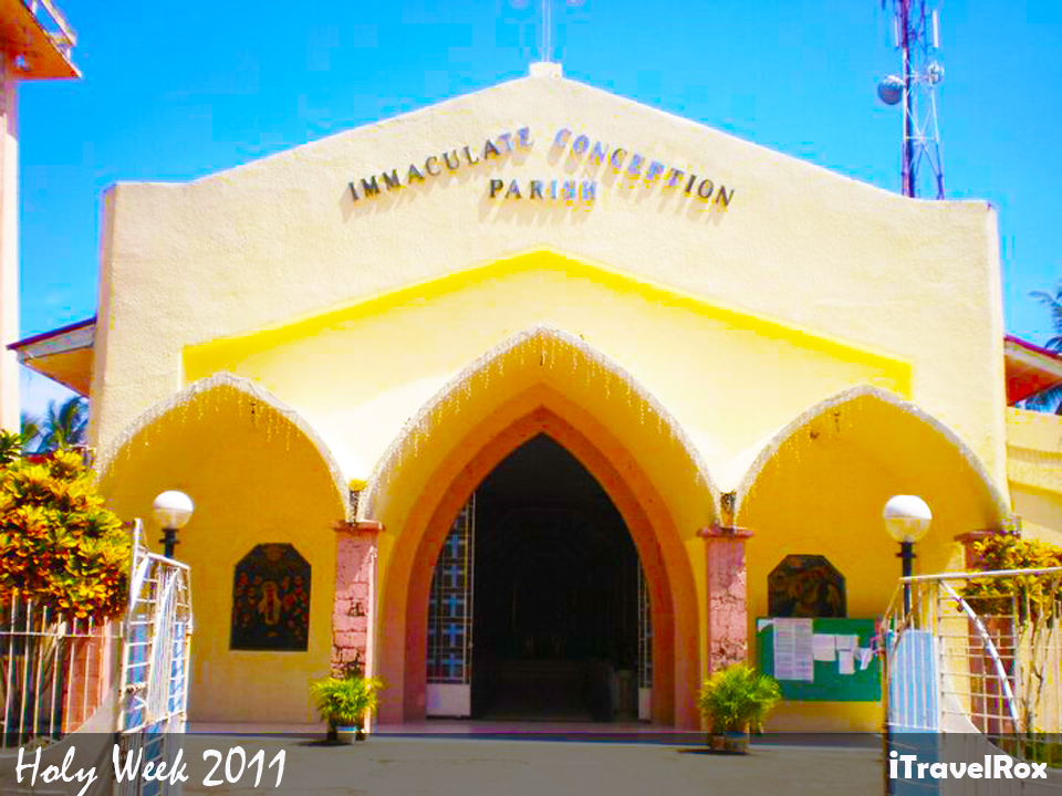 immaculate conception parish church