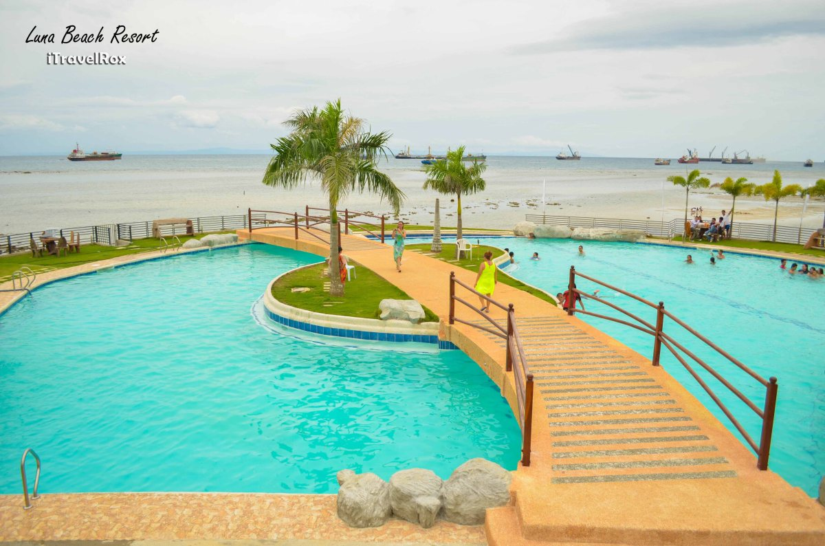 Unwinding At Luna Beach Resort In San Fernando Cebu I