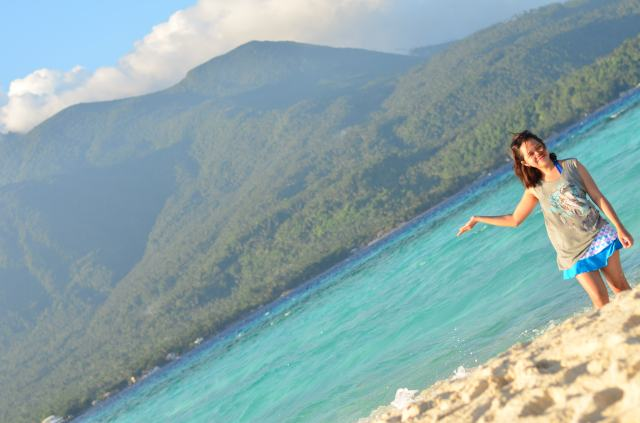 Rox in Camiguin August 2014